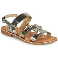 Shoes Women Sandals Les Petites Bombes BRANDY Silver
