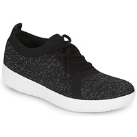 Shoes Women Low top trainers FitFlop F-SPORTY UBERKNIT SNEAKERS Black