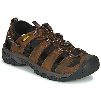 Shoes Men Sports sandals Keen TARGHEE III SANDAL Brown