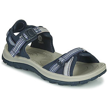 Shoes Women Hiking shoes Keen TERRADORA II OPEN TOE SANDAL Blue