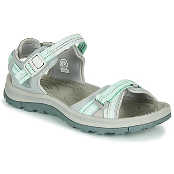 Shoes Women Sports sandals Keen TERRADORA II OPEN TOE SANDAL Grey / Green