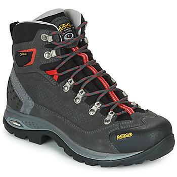 Shoes Men Hiking shoes Asolo CERIUM GV Grey / Red