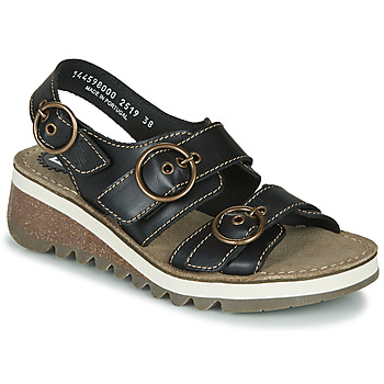 Shoes Women Sandals Fly London TEAR2 FLY Black