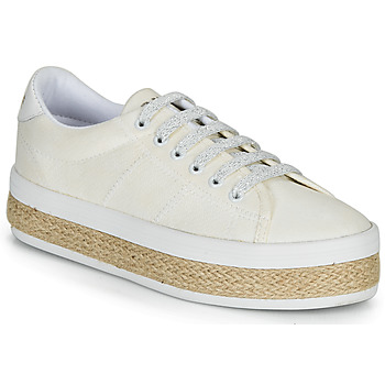 Shoes Women Low top trainers No Name MALIBU SNEAKER White