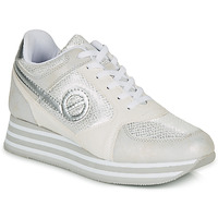 Shoes Women Low top trainers No Name PARKO JOGGER Silver