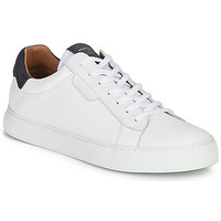 Shoes Men Low top trainers Schmoove SPARK-CLAY White / Blue