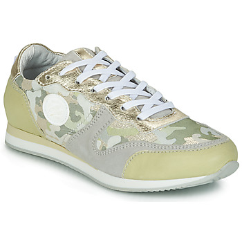 Shoes Women Low top trainers Pataugas IDOL/MIX Camouflage