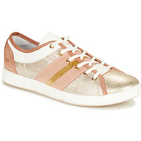 Shoes Women Low top trainers Pataugas JUMEL/M Nude / Gold
