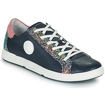 Shoes Women Low top trainers Pataugas JUNE Marine / Pink