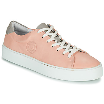 Shoes Women Low top trainers Pataugas KELLA Pink