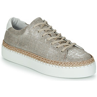 Shoes Women Low top trainers Pataugas SELLA/T Silver