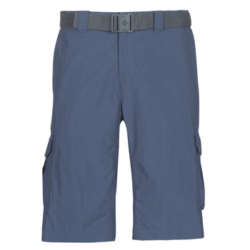 material Men Shorts / Bermudas Columbia SILVER RIDGE II CARGO SH Blue