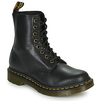 Shoes Women Mid boots Dr Martens 1460 WANAMA Black