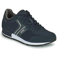 Shoes Men Low top trainers BOSS PARKOUR RUNN NYMX2 Marine