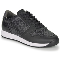 Shoes Men Low top trainers BOSS SONIC RUNN RBHB Black