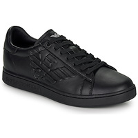 Shoes Low top trainers Emporio Armani EA7 CLASSIC NEW CC Black