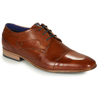 Shoes Men Derby shoes Bugatti MATTIA Brown