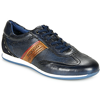 Shoes Men Low top trainers Bugatti TOMEO Marine