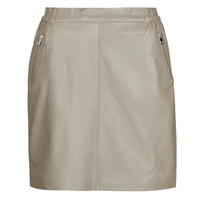 material Women Skirts Oakwood PHOEBE Taupe