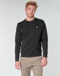 material Men sweaters Lyle & Scott NIALA Black
