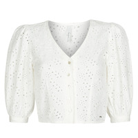 material Women Blouses Pepe jeans CLAUDIE White