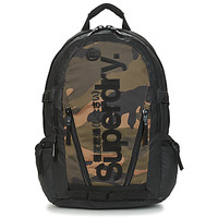 Bags Rucksacks Superdry TARP BACKPACK Green / Camo