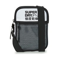 Bags Pouches / Clutches Superdry SPORT POUCH White