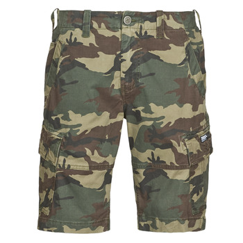 material Men Shorts / Bermudas Superdry CORE CARGO SHORTS Camo