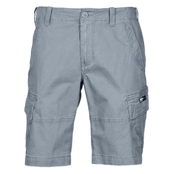 material Men Shorts / Bermudas Superdry CORE CARGO SHORTS Naval / Grey