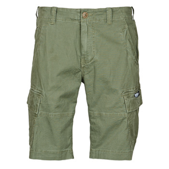 material Men Shorts / Bermudas Superdry CORE CARGO SHORTS Olive