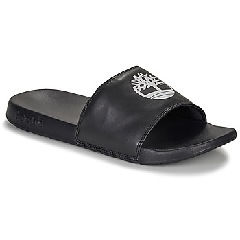 Shoes Mules Timberland PLAYA SANDS SPORTS SLIDE Black