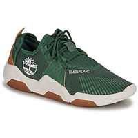 Shoes Men Low top trainers Timberland EARTH RALLY FLEXIKNIT OX Green