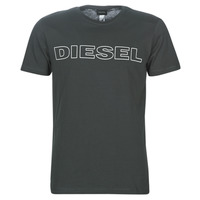 material Men short-sleeved t-shirts Diesel UMLT-JAKE Grey