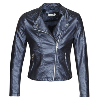 material Women Leather jackets / Imitation leather Molly Bracken DALIANA Black