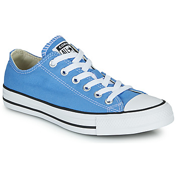 Shoes Women Low top trainers Converse CHUCK TAYLOR ALL STAR SEASONAL - OX Blue