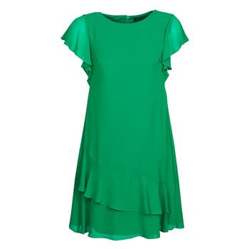 material Women Short Dresses Lauren Ralph Lauren Arnould Green