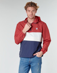 material Men Blouses Element OAK Red / Marine