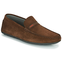 Shoes Men Loafers HUGO DANDY MOCC SD2 Brown