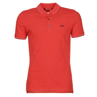 material Men short-sleeved polo shirts HUGO DINOSO 202 Red