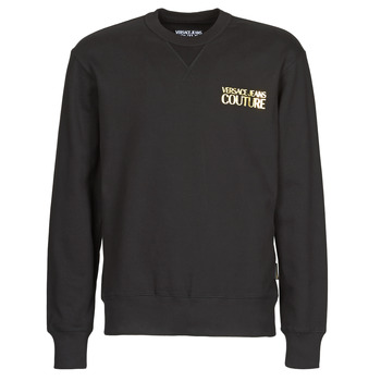 material Men sweaters Versace Jeans Couture B7GVA7FB Black / Gold