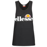 material Women Tops / Sleeveless T-shirts Ellesse PAP ABIGAILLE Black