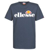 material Women short-sleeved t-shirts Ellesse PAP ALBANY Marine