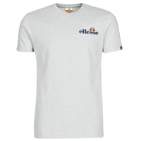 material Men short-sleeved t-shirts Ellesse VOODOO Grey