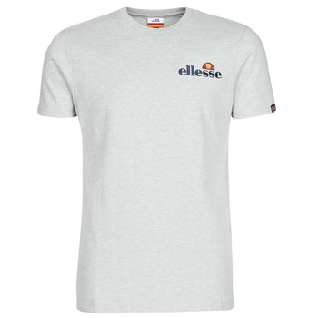 material Men short-sleeved t-shirts Ellesse PAP VOODOO Grey