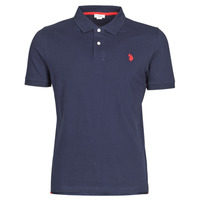 material Men short-sleeved polo shirts U.S Polo Assn. INSTITUTIONAL POLO Marine