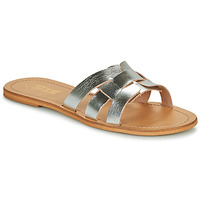 Shoes Women Mules So Size MELINDA Silver