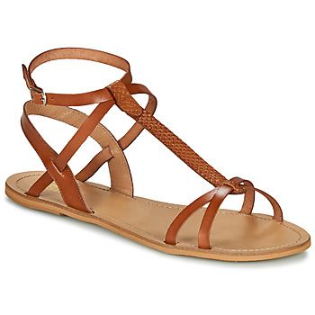 Shoes Women Sandals So Size BEALO Camel
