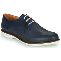 Shoes Men Derby shoes So Size MIRA Marine