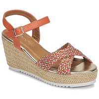 Shoes Women Sandals Moony Mood MELISSA Coral