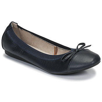 Shoes Women Ballerinas Moony Mood ELALA Marine